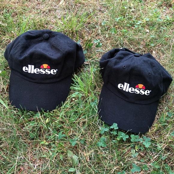 3513025bc6d Ellesse Other - Vintage Ellesse Hat